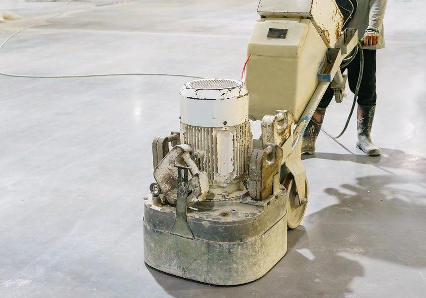 Epoxy Flooring Louisville - Concrete Polishing 2