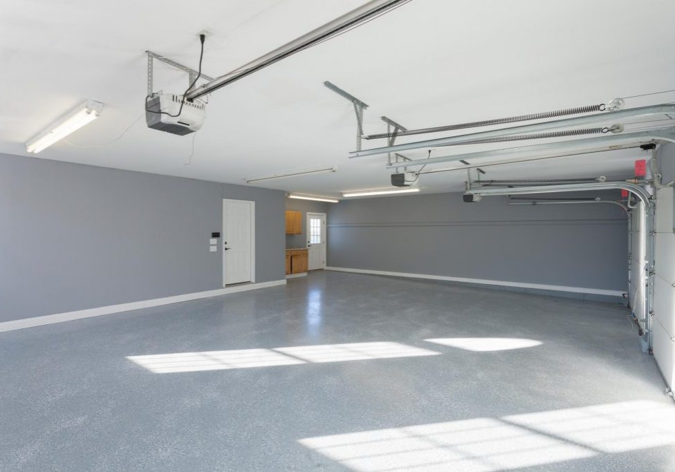 Epoxy Flooring Louisville - Garage Floor Epoxy 2