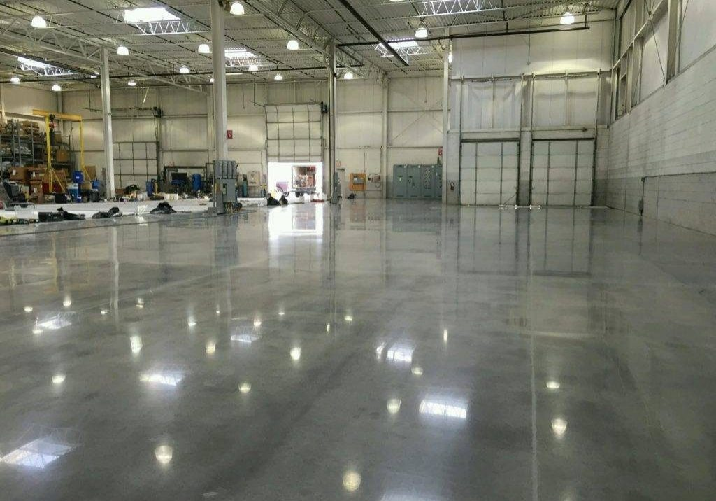 Epoxy Flooring Louisville - Metallic Epoxy Floor 2